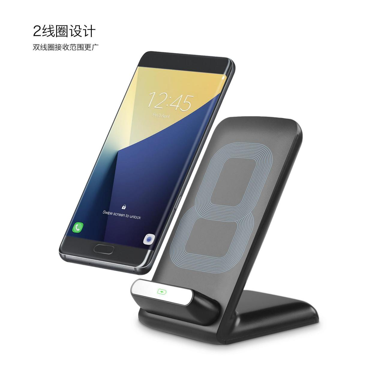 Buy cheap Wireless Charger Stand JT-WB2 Wireless Charger Stand QI from wholesalers