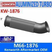 Buy cheap NEW PARTS ADDED Kenworth Turbo Bellows 30 Degree Flare Flex M66-1876 from wholesalers