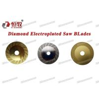 Quality Diamond Saw Blades Electroplated Saw Blades for sale