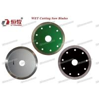 Quality Diamond Saw Blades Small Cutting Saw Blades - Wet Cutting for sale