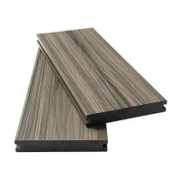 Quality Luxury color outdoor composite flooring for sale