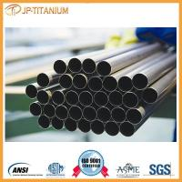 Quality China for Industrial/Chemical Use, Grade2 ASTM B338, Seamless/Welded Titanium Pipe Tubes for sale