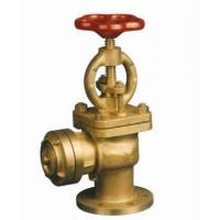 Quality Valves JR-MV-19 Marine Bronze Flanged Fire Hydrants for sale
