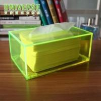 Quality UNIVERSE Hot sale customized wholesale acrylic desk acrylic table for sale