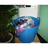 Quality plastic laundry bucket for sale