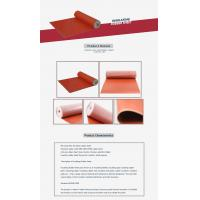 Quality Insulating Rubber Sheet(Red) for sale