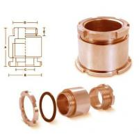 Aluminium Components Brass Marine Cable Glands