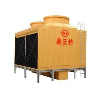 Square cross-flow type cooling tower