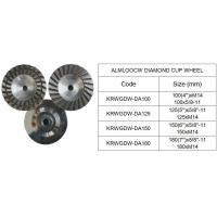 Quality DIAMOND CUP WHEEL-ALMLOOCW for sale
