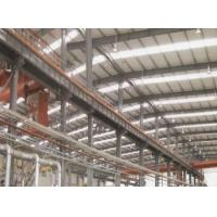steel construction company China made light steel structure factory