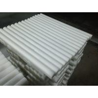 China Thassos Crystal White Marble Bullnose Tile Trim As Subway Edge Corner Tile and Window Sills on sale