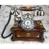 Best Telephone with painted flowers K19H wholesale