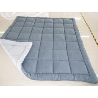 Quality filling product bicolor quilt for sale