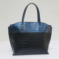 Handbags A2204A Croco PU Ladies Handbag 2016 AW Hot sale style