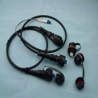 China ODVA LC Patch Cord Fiber Optic Components on sale