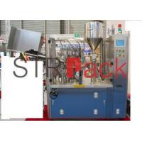 High Performance Automatic Tube Filling and Sealing Machine for pharmaceutics , foodstuffs