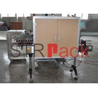 Pneumatic filling machine for viscous liquid with nitrogen flushing function