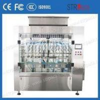 High Speed Gravity Filling Machine With Toughened Glass Outframe