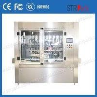 Motor 0.5-5 L Lubricant Oil Filling Machine For Paste , High Speed