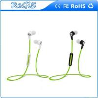 Wireless Sport Headphones Neck Hanging Bluetooth Stereo Headset Earphone Earbuds