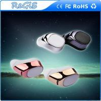 Mini Bluetooth Headset Wireless Earphone With Mic Ultra-small Hidden Universal