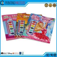 Best Kid Coloring Book Coloring Book With Waterproof wholesale