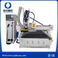 Automatic Tool ChangerCNCsawwoodcuttingroutermachine with Vacuum Table