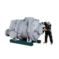 Howden Oil Injected Bare Shaft Process Screw Gas Compressors