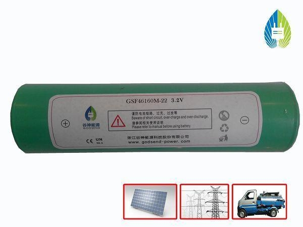 Buy Rechargeable High Temperature 3.2V LFP Battery for Truck/ Tricycle/Ebike/Marine/Car at wholesale prices
