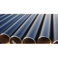 Quality High Strength Steels SMLS Steel Pipe EN 10210 S235JRH for sale