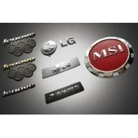 Quality Electroformed nameplate for sale