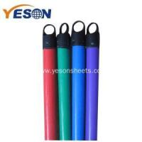 Quality 120x2.2cm pvc coated wooden broom stick for sale