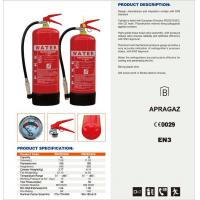 Quality 6L & 9L Water Extinguisher for sale