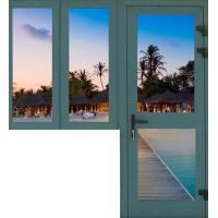 RP55 Series -RP55 series of open-inside windows with open-outside windows