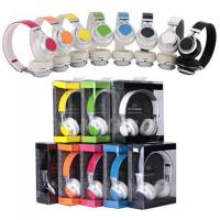 Fashion Wearing style Mobile phone Headset with Mic - Sound Clarity, Noise Reduction Headphones