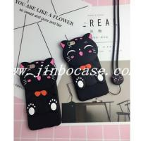 Mobile phone accessories factory in china, Silicone Rubber Case for iPhone 7 7Plus