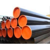 Quality TSX-GP 13655 ERW welded Q235 galvanized Carbon steel pipe For Building Material for sale