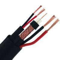 C--1,5+20.50,Figure 8 75 Ohm CCTV coaxial Cable