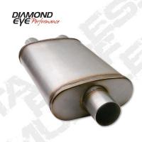 "3.5"" STAINLESS STEEL MUFFLER"