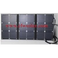 Foldable solar charging pack 60W