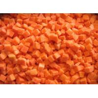 Quality Frozen Diced Carrot for sale