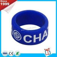 Quality Silicone Gifts Custom Low Price Silicone Rings And Rubber Bracelets In Fast Production for sale