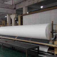 Quality Non Woven Geotextile 250g / M2 Needle Punched High Strength Non Woven Geotextile for sale