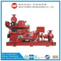 Quality Dual-start Safely Water to Air Fighting Water Pump for sale