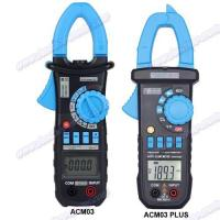 China Proudct name:Digital AC/DC Current Clamp Meter ACM03/ACM03 PLUS on sale