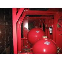 Quality KFP Series Dry Chemical Powder Fire Extinguishing System for sale