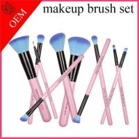 Quality makeup brush set for sale