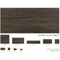 Quality Imperial Black Marble Tile for sale