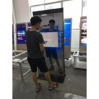55inch touch mirror all in one pc