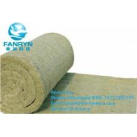 Quality Rock Wool Wired Blankets Used for Large Pipes and Walls for sale